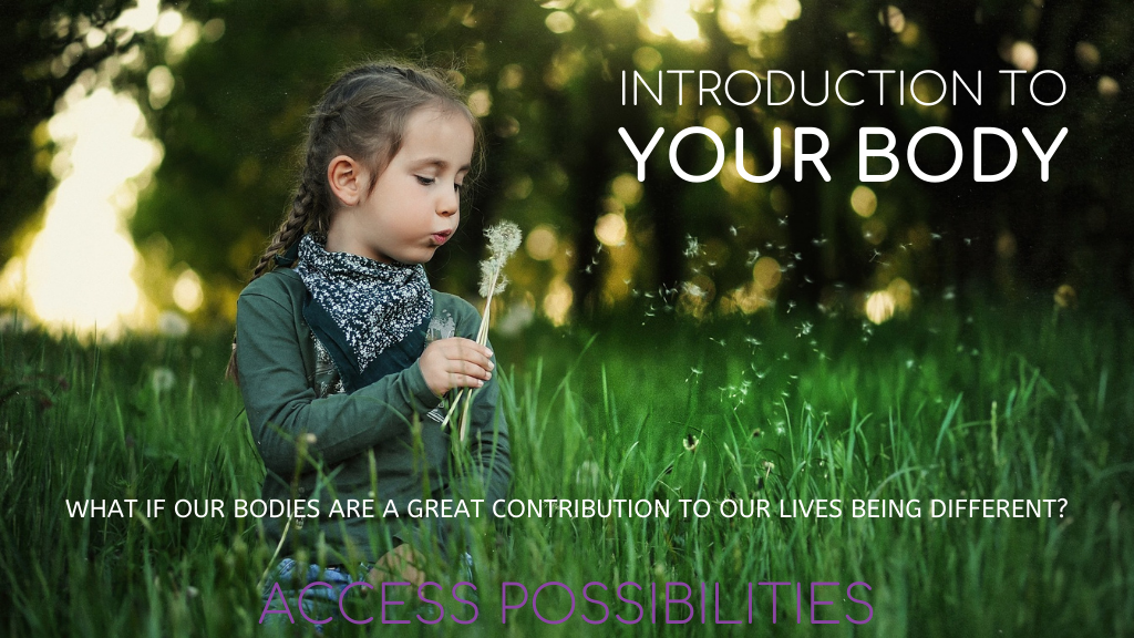 Introduction To Your Body | An Introductory Class | Access Possibilities
