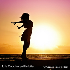 Life Coaching Session with Julie | Access Possibilities