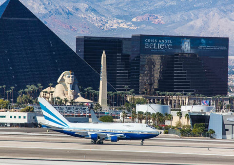 McCarran International Airport | Fly To Access Possibilities Classes In Las Vegas