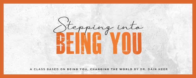 Stepping Into Being You | Access Possibilities
