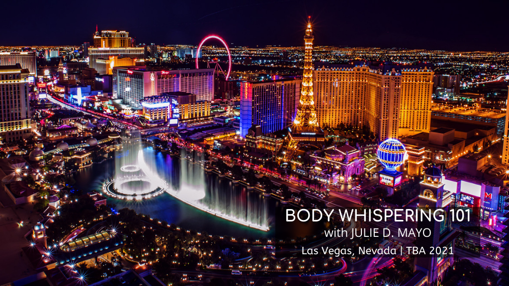 Body Whispering 101 Live Class Details | Access Possibilities
