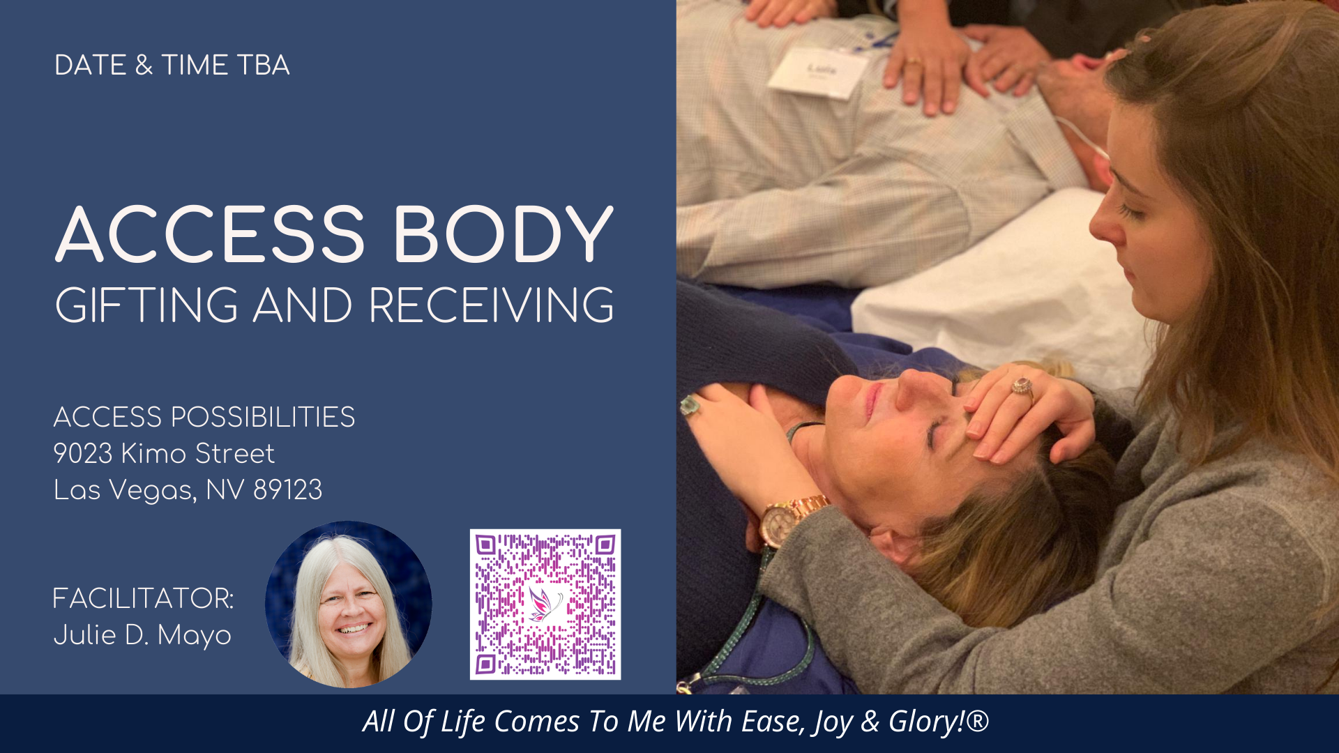 Access Body Gifting And Receiving | Access Possibilities