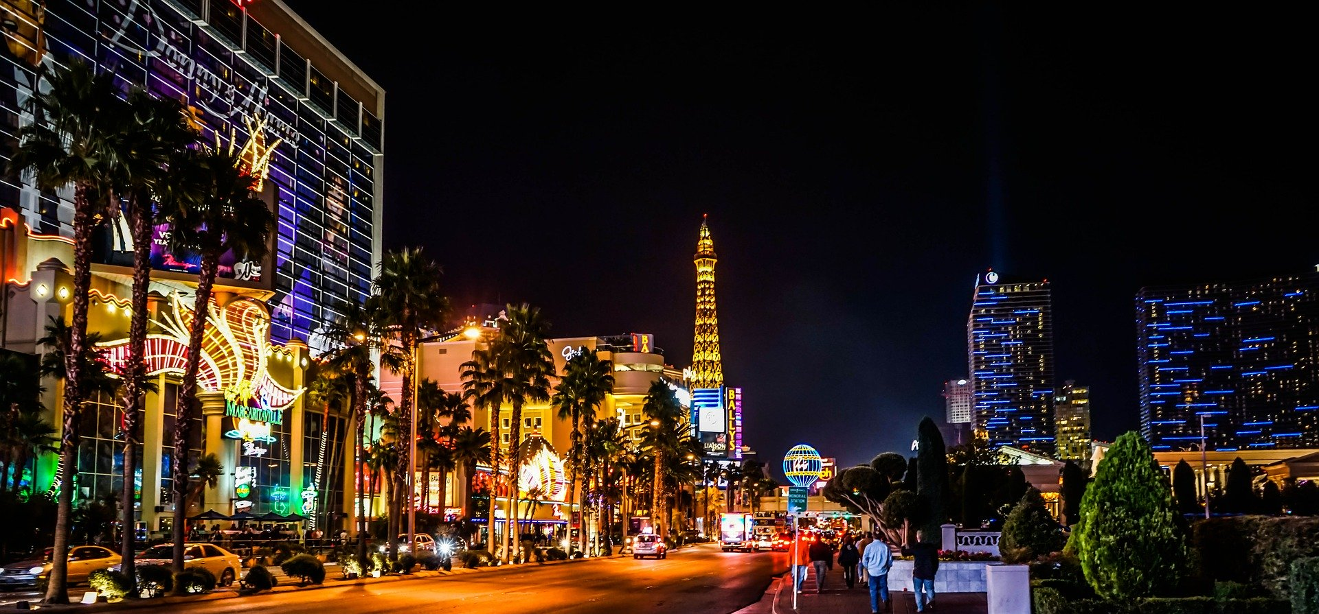 Things To Do On The Las Vegas Strip While Attending Access Possibilities Classes