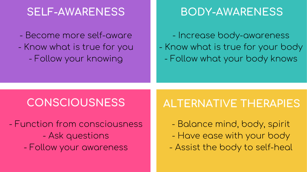 My Unique Holistic Approach   How I Help Clients