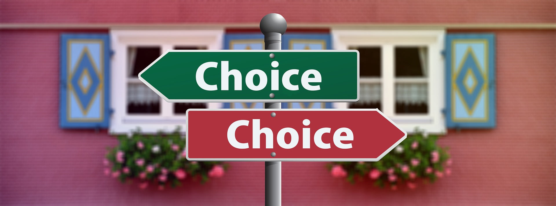 You Always Have Choice | The Clearing Statement