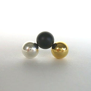 Antique Gold 6mm Round Rare Earth Neodymium Magnets