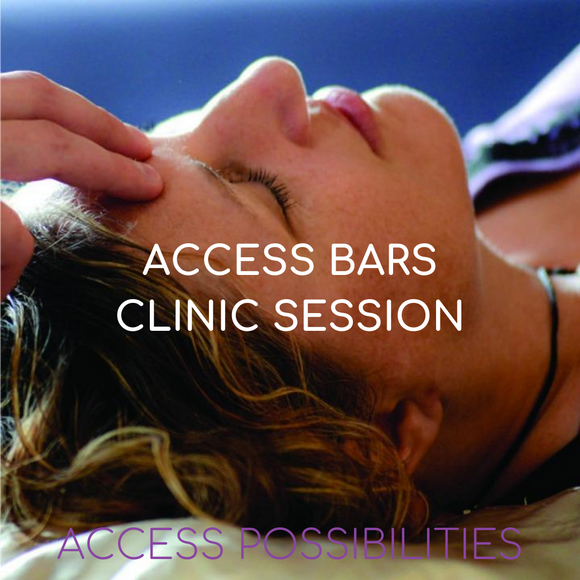 Access Bars Clinic Session | Access Possibilities