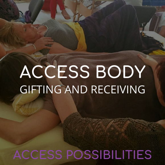 Access Body Gifting And Receiving Events | Access Possibilities | Las Vegas