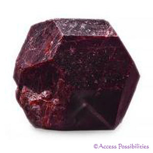 Garnet Raw Stones | Healing Crystals | Access Possibilities