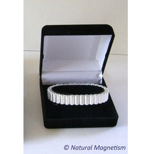Black Velvet Bracelet Box For Storing Bracelets, Anklets or Watches