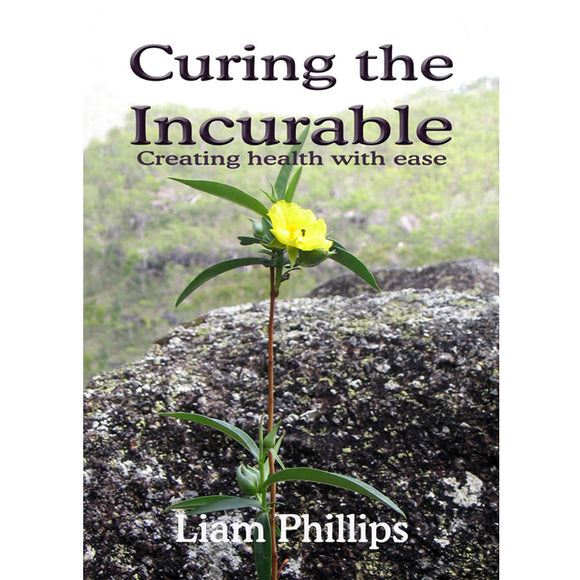 Curing The Incurable: Creating Health With Ease (Book-Paperback)