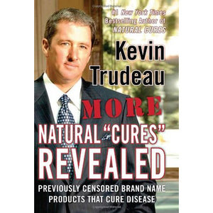 More Natural Cures Revealed (Book-Hardcover)