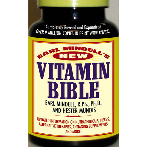 Earl Mindell's New Vitamin Bible (Book-Paperback)