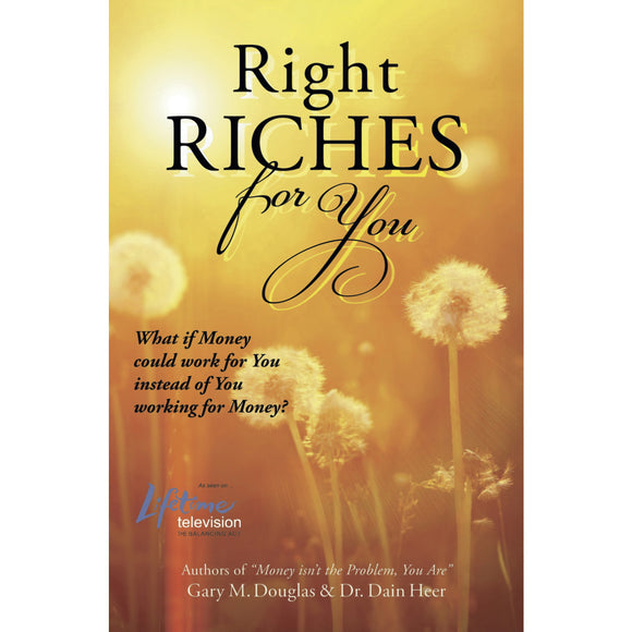 Right Riches For You (Book-Paperback)