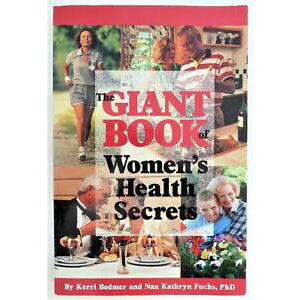 The Giant Book Of Women's Health Secrets