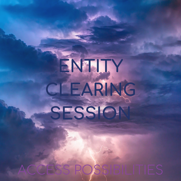 Entity Clearing Session | Julie D Mayo | Access Possibilities