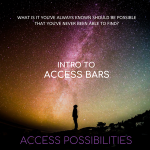 Intro To Access Bars Class | Access Possibilities
