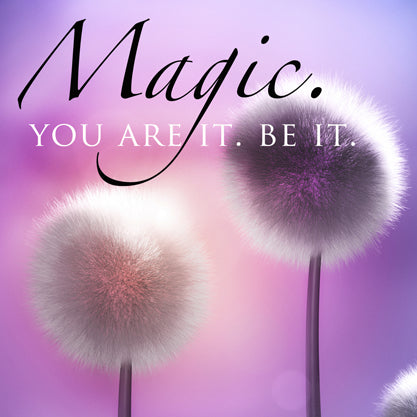 Magic You Are It Be It Class with Julie D. Mayo, C.F.