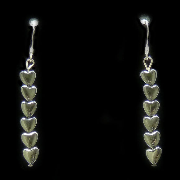 Heart Magnetite Magnetic Earrings | Access Possibilities