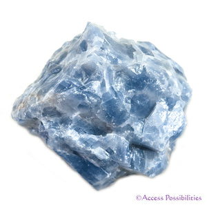 Blue Calcite Raw Stones