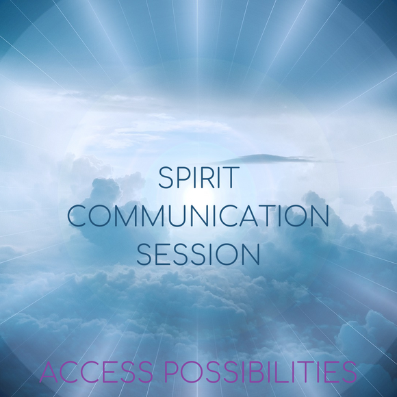 Spirit Communication Session with Julie D. Mayo | Access Possibilities