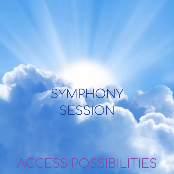 Symphony Session with Julie D Mayo | Access Possibilities