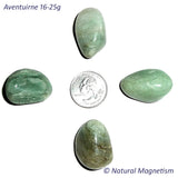 Large Aventurine Tumbled Stones From Africa