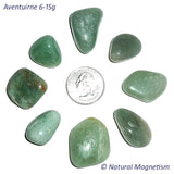 Medium Aventurine Tumbled Stones From Africa