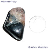 Jumbo Plus Rhodonite Tumbled Stones