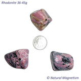 Jumbo Rhodonite Tumbled Stones