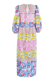 Jemima Patchwork Dress