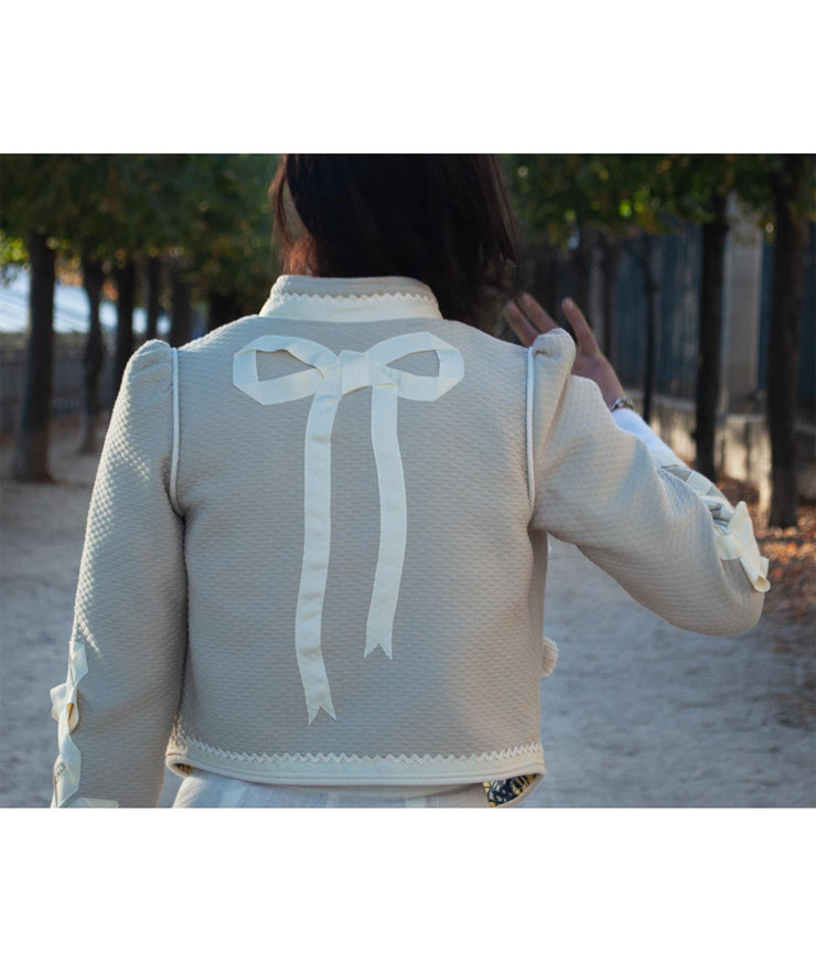 Nona Ribbon Jacket