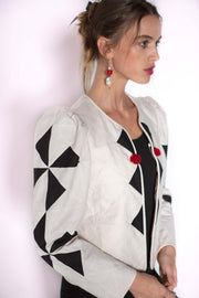 Pierrot Quilted Jacket