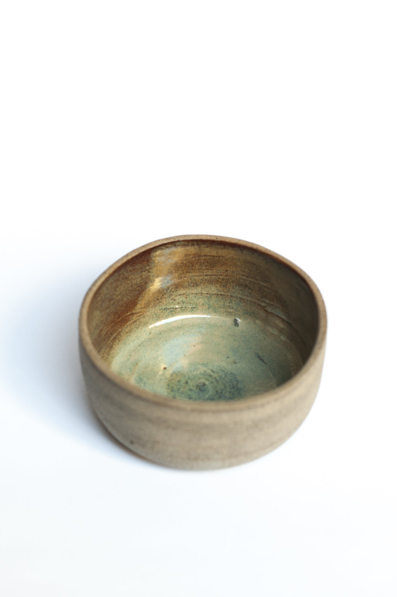 Golden-bronze bowl