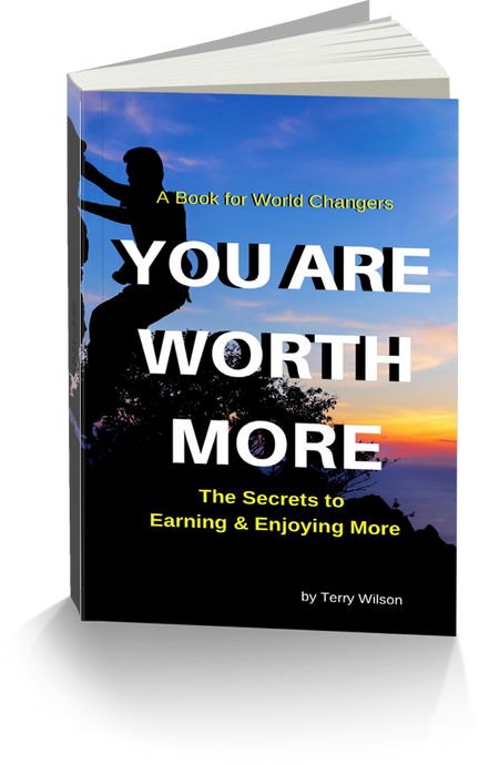 You Are Worth More Book by Terry Wilson