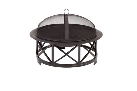 Portsmouth Fire Pit                                                                       F60904 - PATIO AND FIREPLACE CONCEPTS