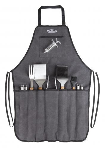 Elite Stainless Steel BBQ Tool Set      F61932 - PATIO AND FIREPLACE CONCEPTS