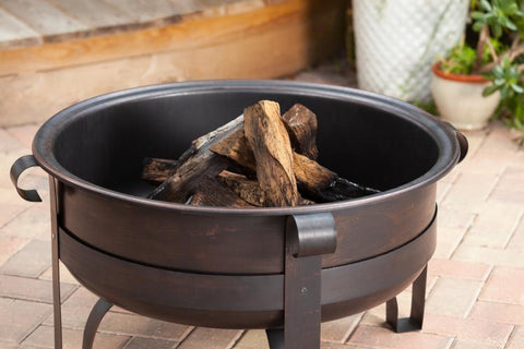 Cornell Wood Burning Fire Pit                                                                              F62339 - PATIO AND FIREPLACE CONCEPTS
