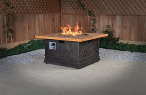 Avila Gas Fire Table                                    B66598 - PATIO AND FIREPLACE CONCEPTS