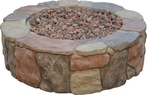 Petra Gas Fire Pit                     B66600 - PATIO AND FIREPLACE CONCEPTS