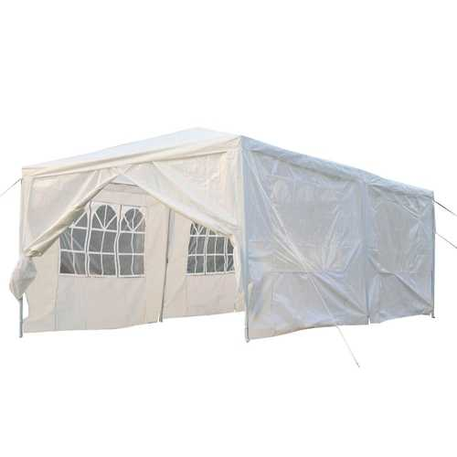 10' x 20' Outdoor Canopy Party Wedding Tent - PATIO AND FIREPLACE CONCEPTS
