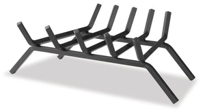 "23"" STEEL BAR GRATE 5/8 "" BAR C-1524 - PATIO AND FIREPLACE CONCEPTS"