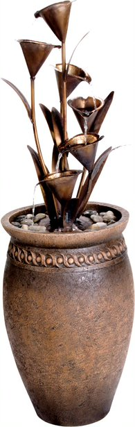 Ravena Fountain                                Y95122 - PATIO AND FIREPLACE CONCEPTS