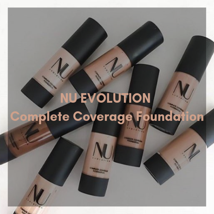 ✨Complete Coverage Foundation✨