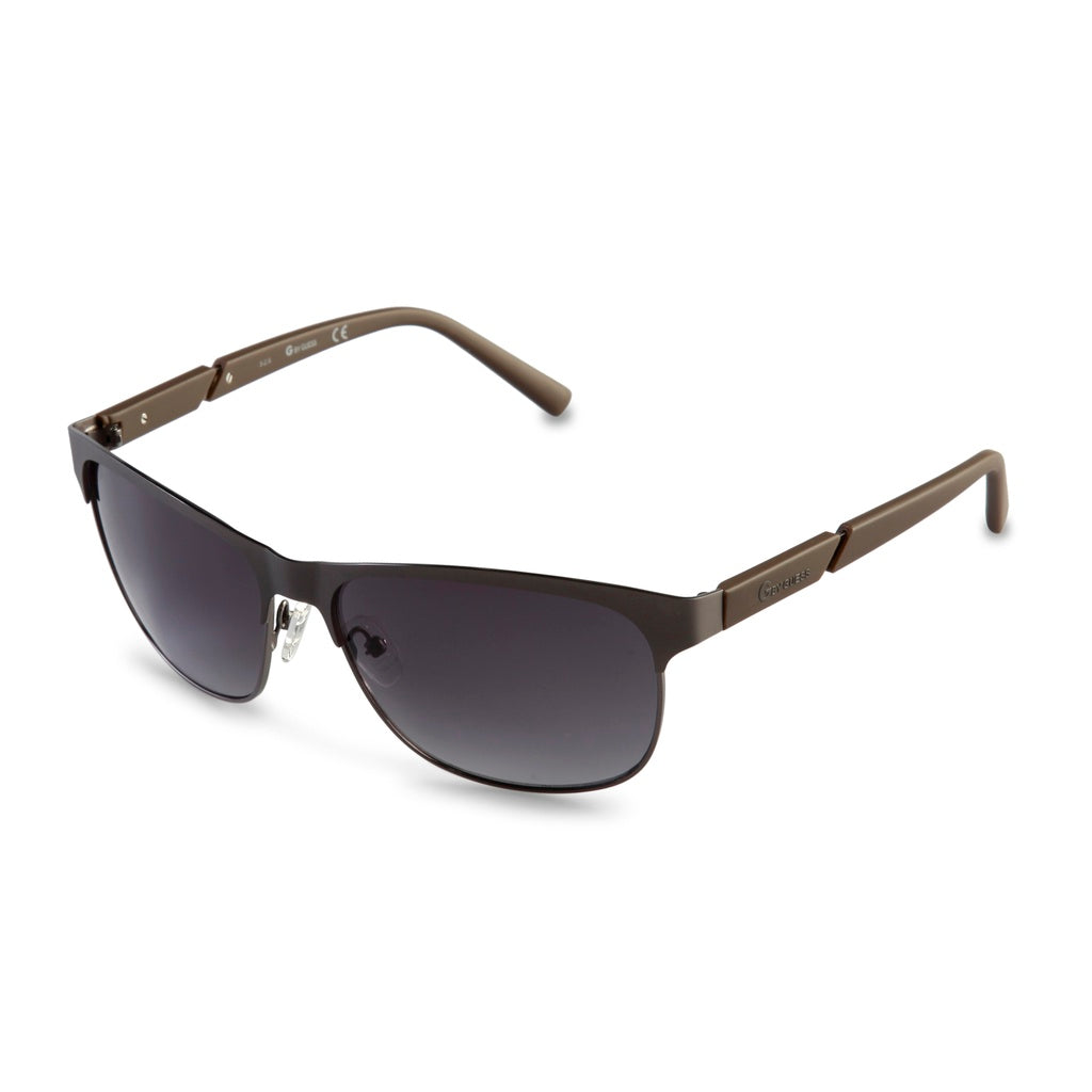 Guess GG2098 Metallic Frame Sunglasses  for Men with Fashionable Design