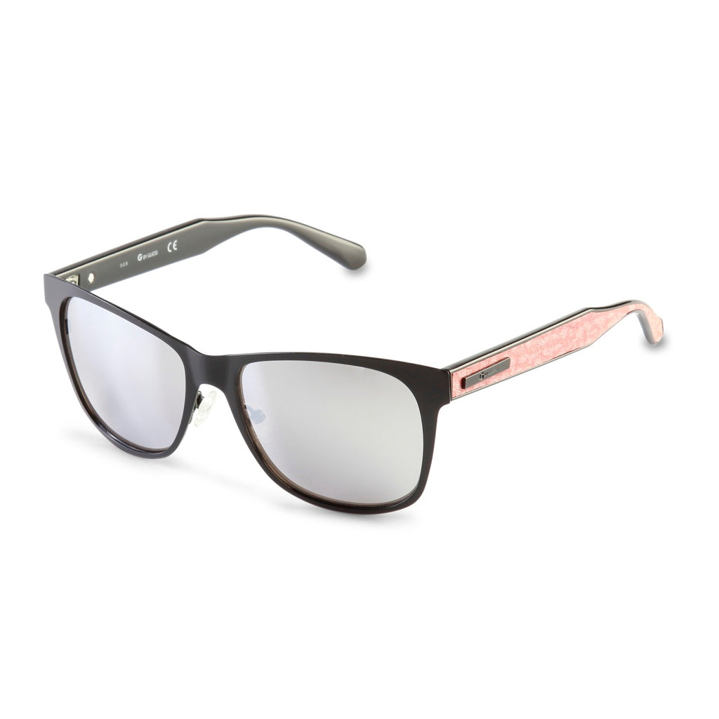 Guess GG2120 Male Sunglasses Metallic Frame