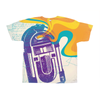 Retro Jukebox Abstract Tee