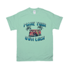 Retro Beach Van Tee