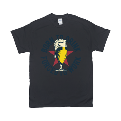 Born To Drink Tee