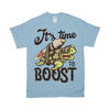 It's Time To Boost Tee